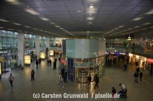 Eingangshalle Berlin Ostbahnhof