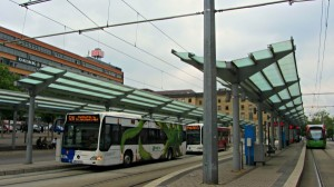 Saarbrücken Hauptbahnhof